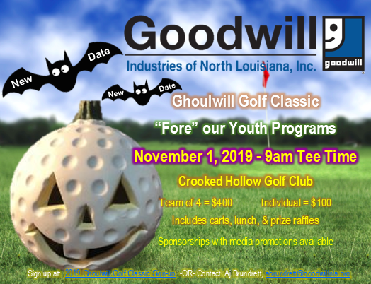 Ghoul Will Golf Classic